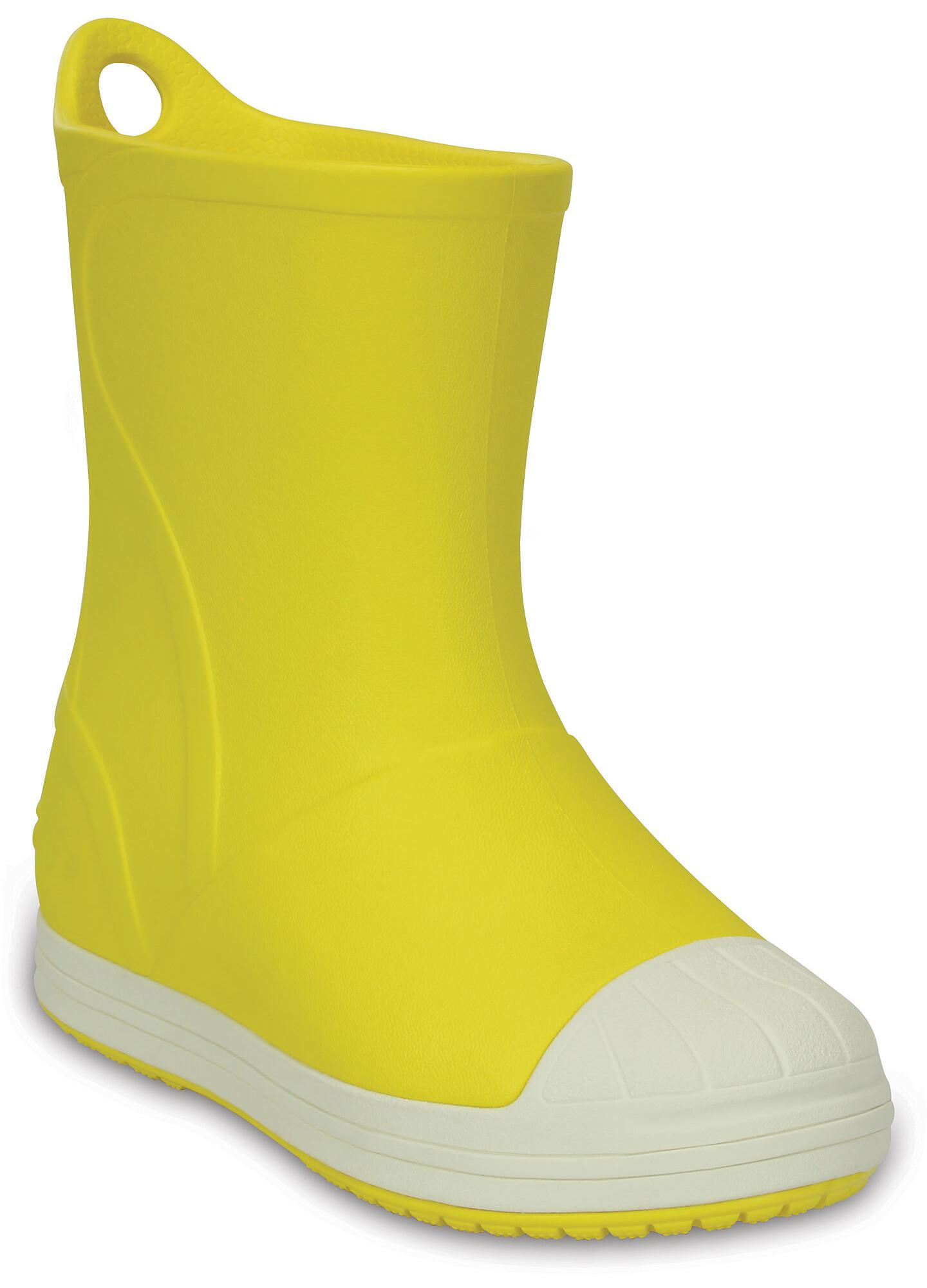 Crocs Bump It Gummistøvler Børn gul | Find outdoortøj, sko & udstyr på nettet | CAMPZ.dk